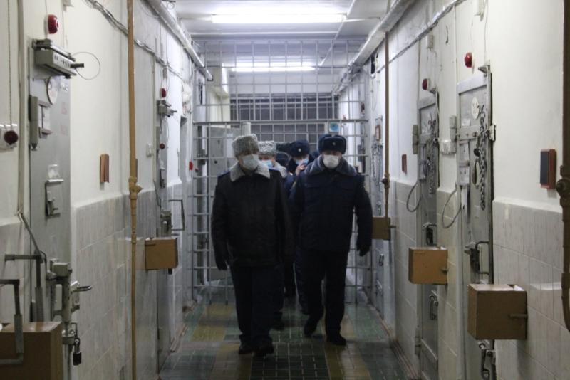 Уголовно-исполнительную систему округа возглавил Игорь Ракитин